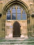 Church Doorway in Rottenburg