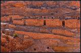 Chenini - the walls