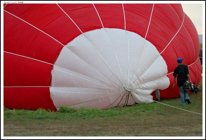 Inflating