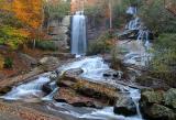 Twin Falls (Reedy Cove Falls)