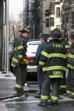 Broadway and W113 Fire (Harlem, NY) 1/17/05