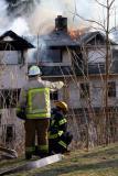 Cobb Rd. Fire (Mountain Lakes, NJ) 1/17/05