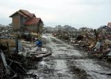 aftermath of the Dec. 26 tsunami
