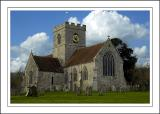 St. Mary's, Dinton, Wiltshire