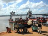 Los Barrancos-San Feliz Ferry - Orinoco