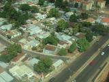 Ciudad Bolivar from our Cessna