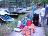Tons of stuff to take