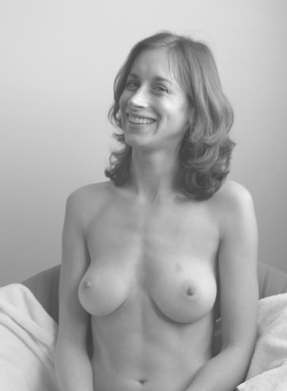 Women fitness model nude