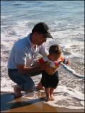 27.04.2005 ... First experience with ocean water!!!