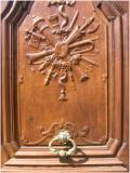 Musical Door Carving