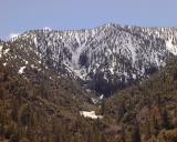 Punchbowl Creek 'Glacier'