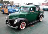 Cruisin' 1940 Ford Pickup - 2002 Labor Day Cruise, OC Fairgrounds Costa Mesa, CA