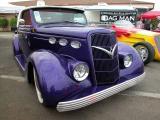 Custom 1935 Ford  - 2002 Labor Day Cruise, OC Fairgrounds Costa Mesa, CA