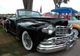 1947 Lincoln Convertable - 2002 Labor Day Cruise, OC Fairgrounds Costa Mesa, CA