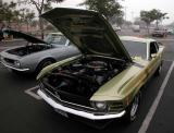 Boss 302 Mustang - Sunday Morning meet held at Golden West and Edinger