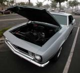 Mustang - Sunday Morning meet held at Golden West and Edinger