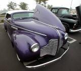 Custom 1940 Buick - Sunday Morning meet held at Golden West and Edinger