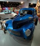 NHRA Museum, LA County Fairgrounds Pamona, CA