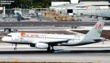 ACES A320-233 VP-BVD aviation stock photo #2907