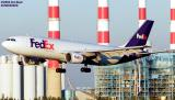 FedEx A300F4-605R N654FE aviation stock photo #2538