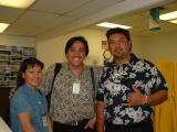 Aloha from PHX, OAK & RAR!