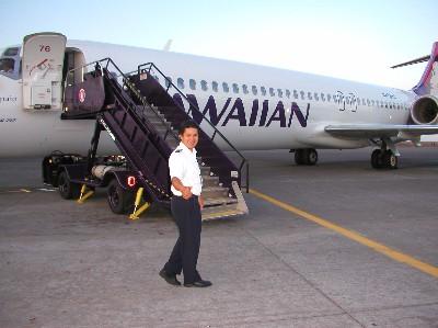 Explorer Graduate, Heia, 717 First Officer @ Hawaiian Airlines - HNL