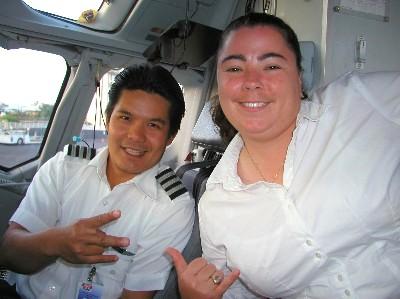 Heia & Stafka (Explorer graduates in 1990)