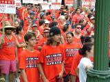 Ku i Ka Pono = Justice March