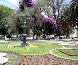 Cochabamba park
