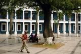 Plaza in Santa Cruz, Bolivia