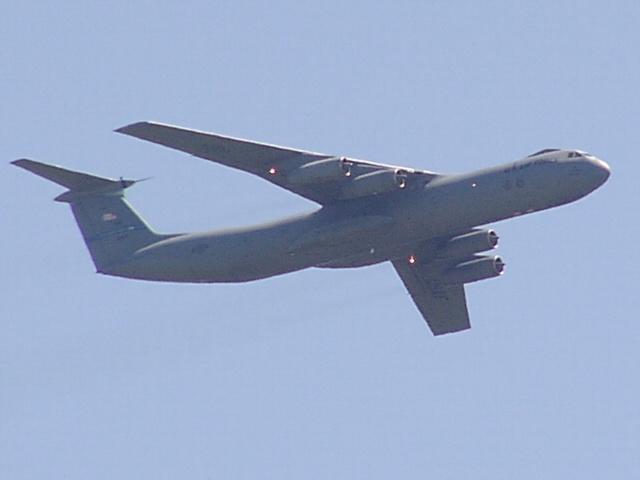 C-141 Skylifter