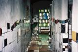 Designed by the famous artist Friedensreich Hundertwasser