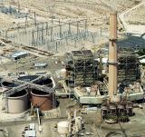 Colorado river power station