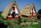 Maisons traditionnelles de Santana
