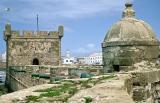 Voyage au Maroc - Remparts d'Essaouira