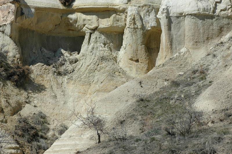 Valleys near Goreme 7081