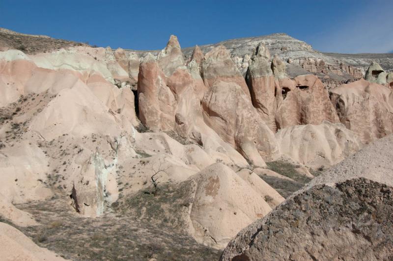 Valleys near Goreme 7178
