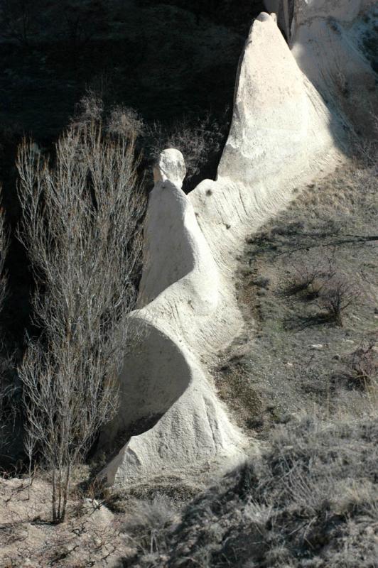 Valleys near Goreme 7188