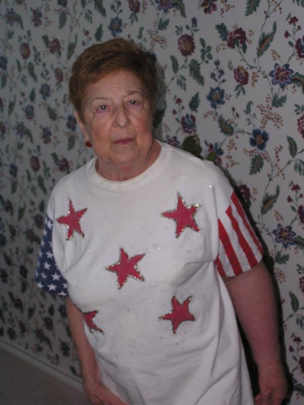Mom on Christmas Day 2004.JPG