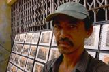 Street artist, Malacca