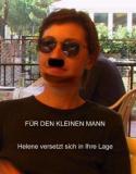 Helenes Volksnähe