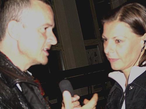 interview mit dem mitwirkenden erwin harbich, mitarbeiter des projekt augustin