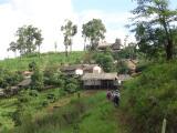 North Thailand - hill tribe village