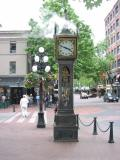 Steam Clock - Gas Town
