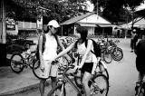Lady Cyclist II