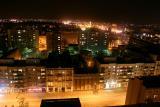Lodz by Night