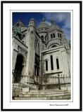 Montmartre, church