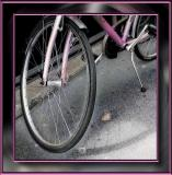 When a bike thinks pink