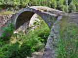 Medieval Bridge Santa Pia