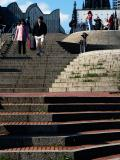 Stairways to Museum Ludwig